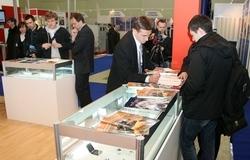 Кафедры электронных приборов исверхвысокочастотной иквантовой радиотехники приняли участие в6 международной специализированной выставке оптической, лазерной иоптоэлектронной техники «Фотоника — 2011. Мирлазеров иоптики»