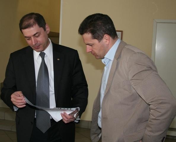 А.Ф. Уваров и А.В. Ковшов