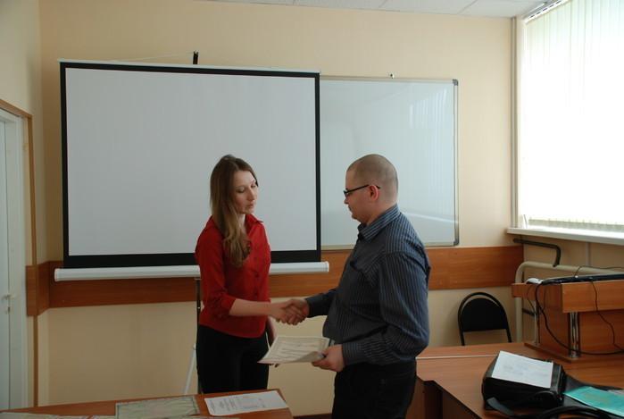 ИСИБ ТУСУР подвёл итоги курсов повышения квалификации