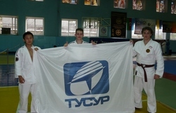 Команда ТУСУР приняла участие вчемпионате мира покомбат дзюдзюцу