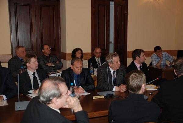 26мая врамках XIVИнновационного форума ТУСУР посетил А.К.Пономарёв, заместитель МинобрнаукиРФ