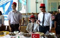 22мая вТУСУРе прошёл фестиваль национальной кухни