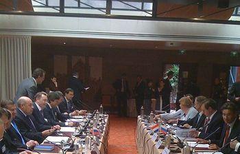 Директор Института инноватики А.Ф.Уваров принял участие вработе VIIсессии Смешанной комиссии поэкономическому сотрудничеству между РФи Нидерландами