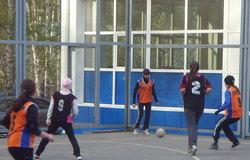 Объявлены результаты первенства ТУСУР поженскому мини-футболу среди студентов