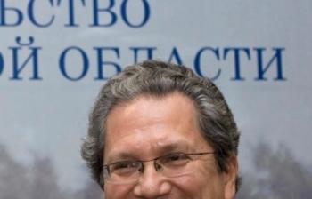 Саймон Тенсинг Де Круз, посол Сингапура в России