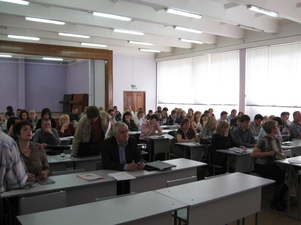 ИСИБ ТУСУР провёл вКемерове семинар позащите персональных данных ворганизации