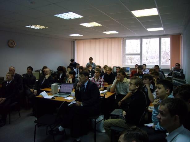 Лучшие докладчики конференции «Научная сессия ТУСУР — 2011» награждены премией им.Е.С.Коваленко