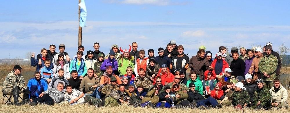 Клуб аквалангистов ТУСУР «Наяда» занял 2место наслёте подводников Томской области