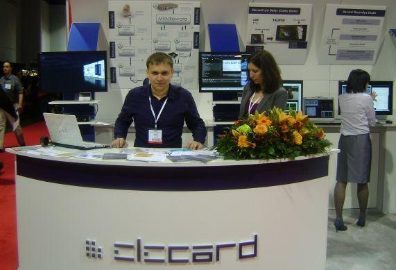 Никита Отепко и продукция Elecard