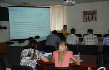ИСИБ ТУСУР начал обучение работников пенсионного фондаРФ