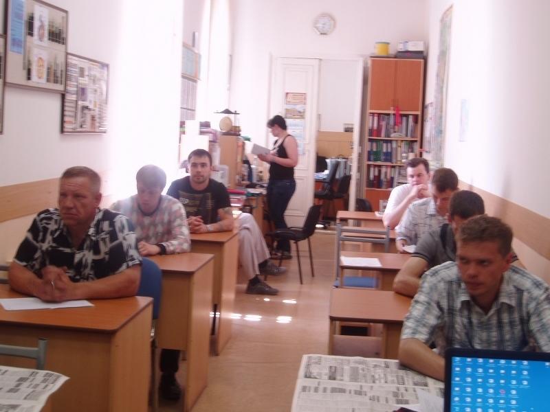 НаФПК ТУСУР завершились курсы повышения квалификации потеме «Волоконно-оптические линии связи»