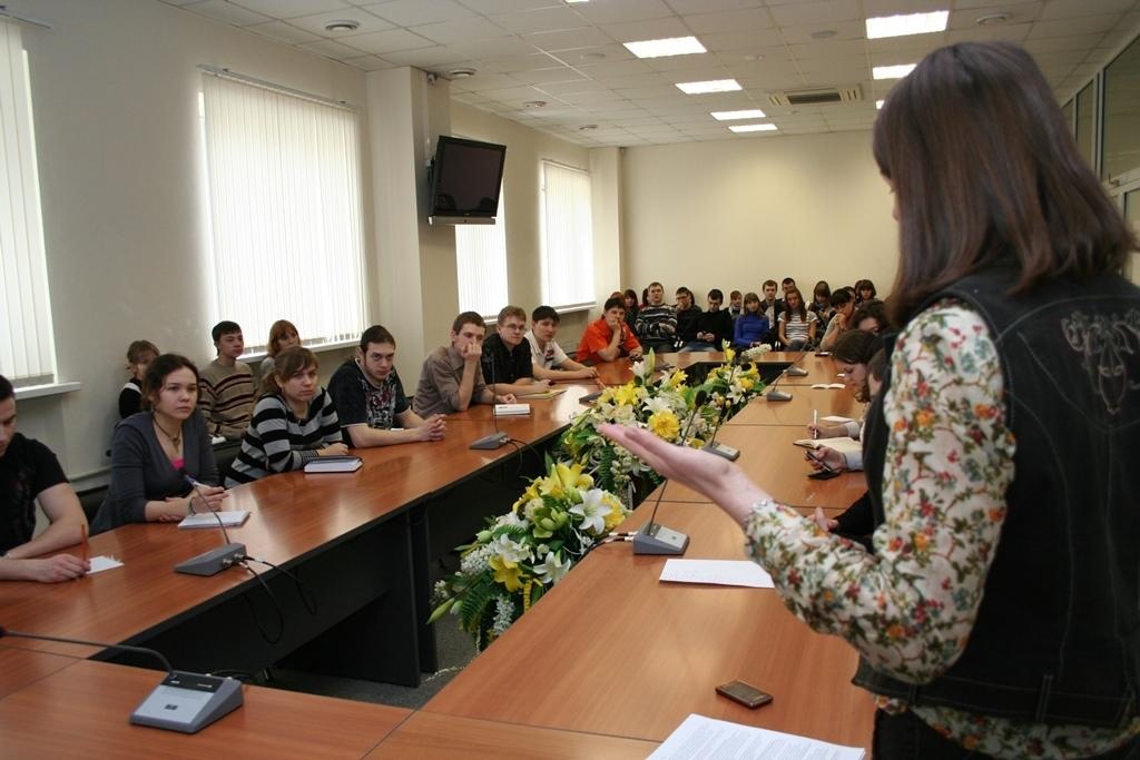 ВСБИ былпрочитан курс лекций повведению винновационное предпринимательство