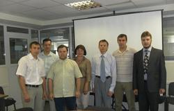 ВАкадемии бизнес-информатики ТУСУРа прошли первые защиты выпускных работ попрограмме профессиональной переподготовки «Менеджер информационных технологий (IT-менеджмент)»