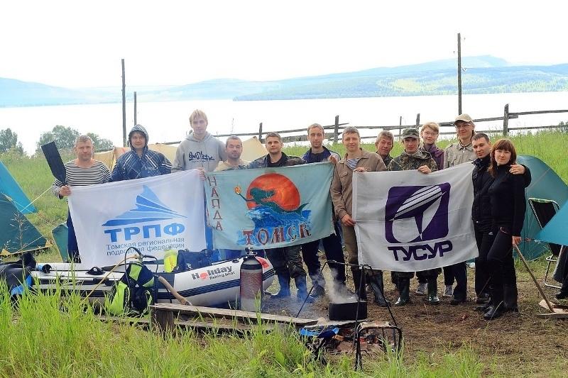 Завершилась экспедиция клуба аквалангистов «Наяда» ТУСУР наозёра Большое иКруглое