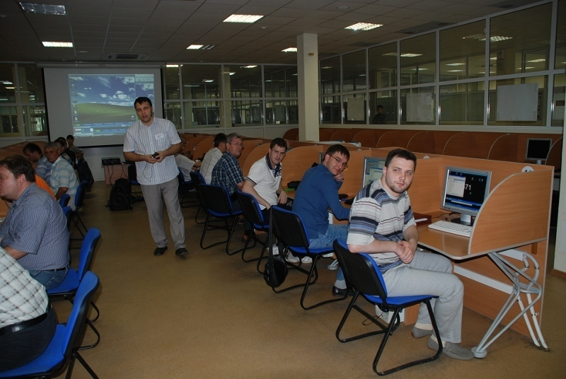 ИСИБ ТУСУР завершил обучение работников пенсионного фондаРФ