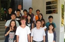 Выпускник ТУСУРа Андрей Крайняк прошёл полугодовую стажировку вNational Cheng Kung University