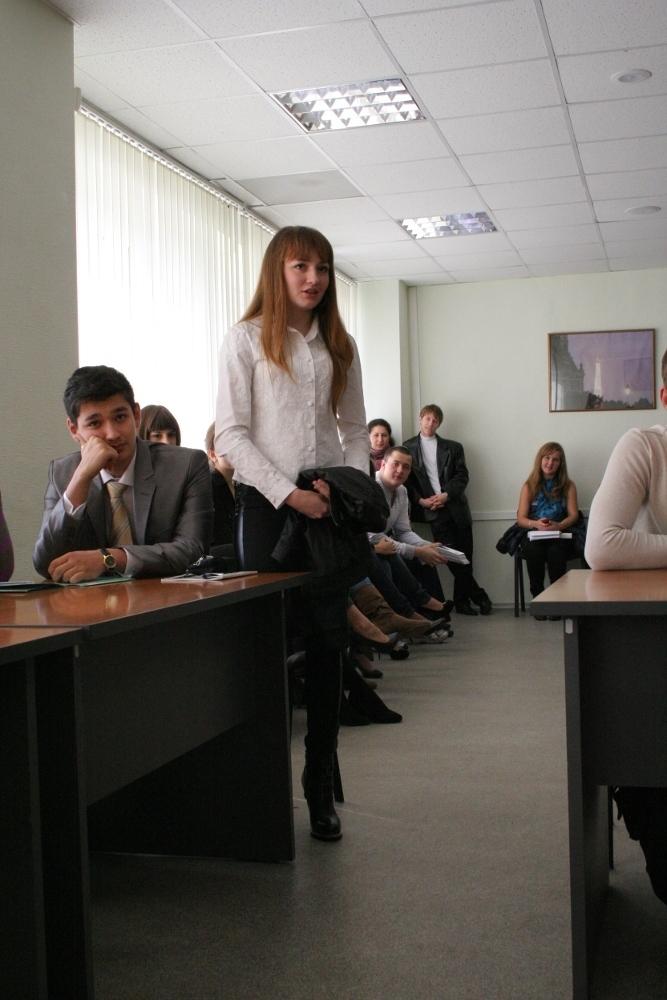 Первокурсники факультета говорят о своих ожиданиях