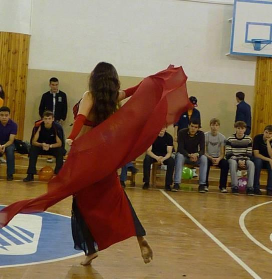 Накафедре СВЧиКР прошло посвящение встуденты испортивный праздник