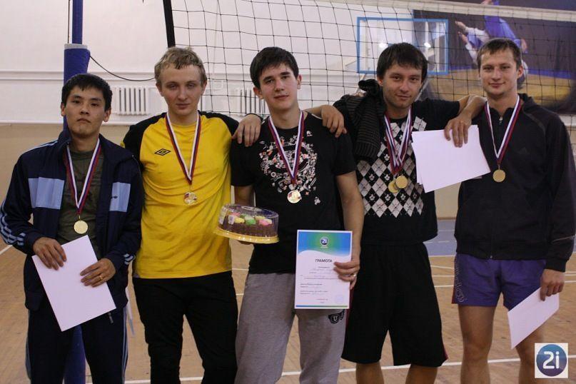 Институт инноватики ТУСУР в третий раз провёл спортивные соревнования