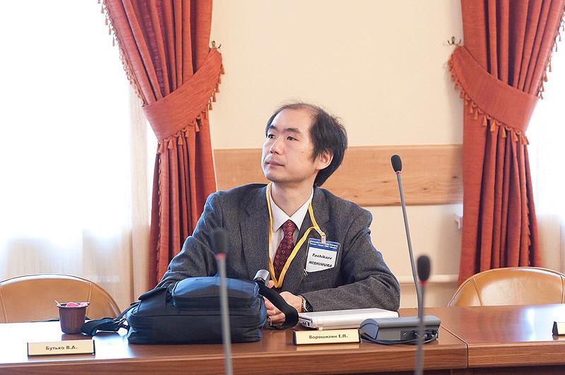 ВТУСУРе прошла лекция профессора университета Рицумейкан Тошиказу Нишимура