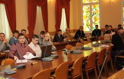 Потрадиции осенью вТУСУРе состоялась VIIМеждународная научно-практическая конференция «Электронные средства исистемы управления»