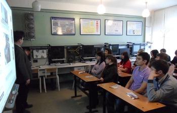 Нафакультете вычислительных систем прошли экскурсии дляабитуриентов