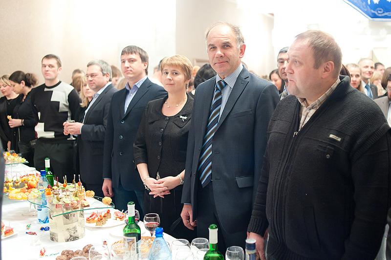ВТУСУРе прошла встреча членов Ассоциации выпускников вуза, посвящённая празднованию Старого Нового года