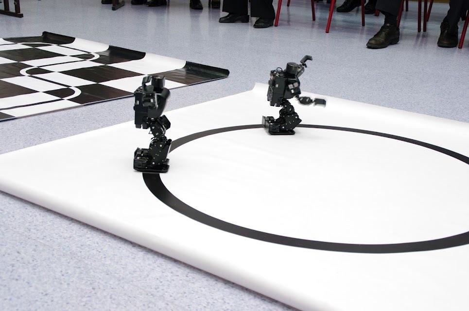 Сотрудники лаборатории робототехники приняли участие вмежрегиональном семинаре вСеверске