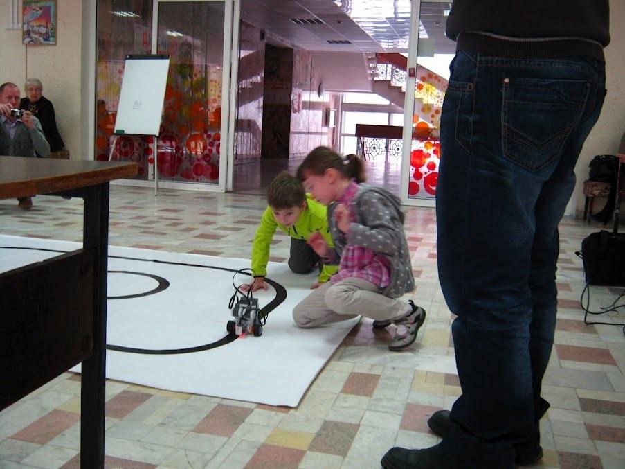 Cоревнования во Дворце творчества детей и молодёжи