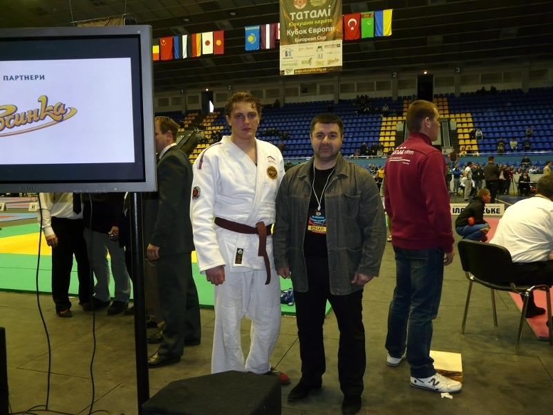 Студент ТУСУРа стал вторым начемпионате мира покомбат джиу-джитсу