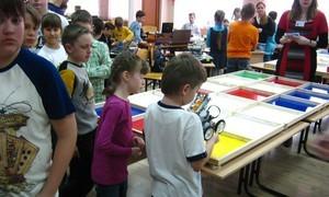 Юные робототехники выступили насоревнованиях «Весенний Робоспринт-2012» вАкадемлицее