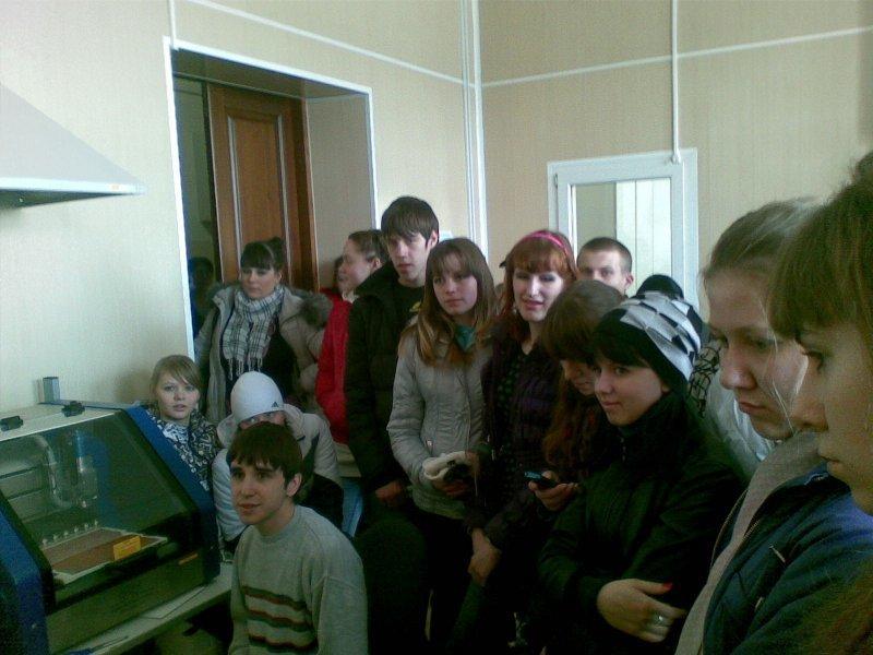 Кафедра РЭТЭМ провела экскурсию длястаршеклассников