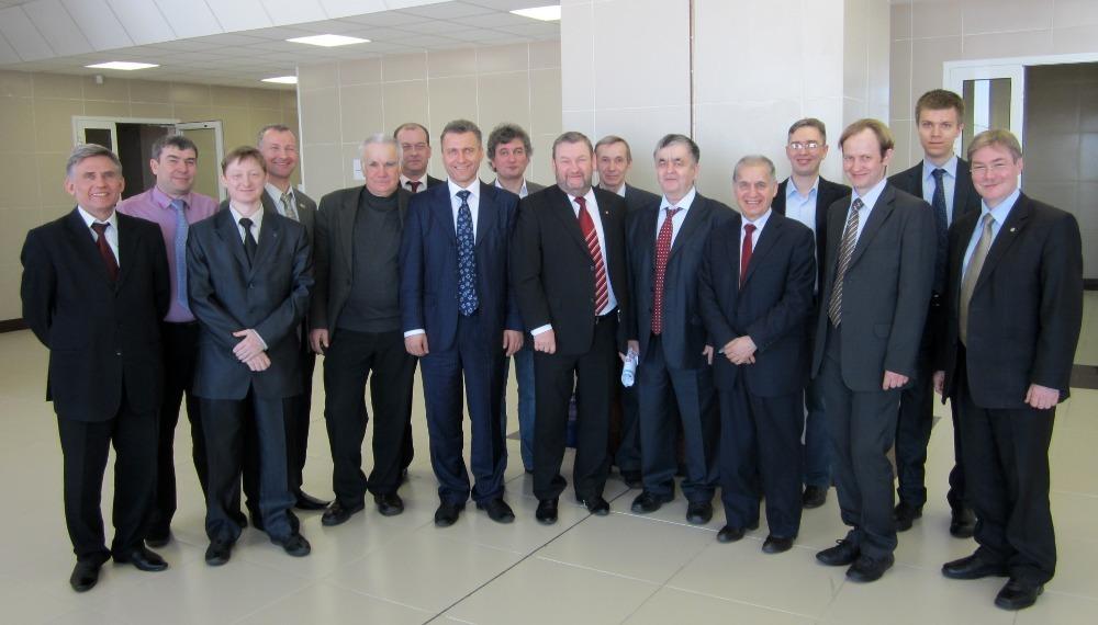 Представители ТУСУРа приняли участие впрезентации совместного пилотного проекта ФГУП НИИ«Радио» икомпании «Элекард»