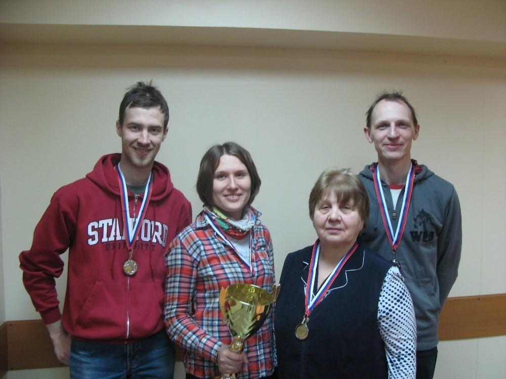 ТУСУР стал вторым вмежвузовских соревнованиях пошахматам илыжам