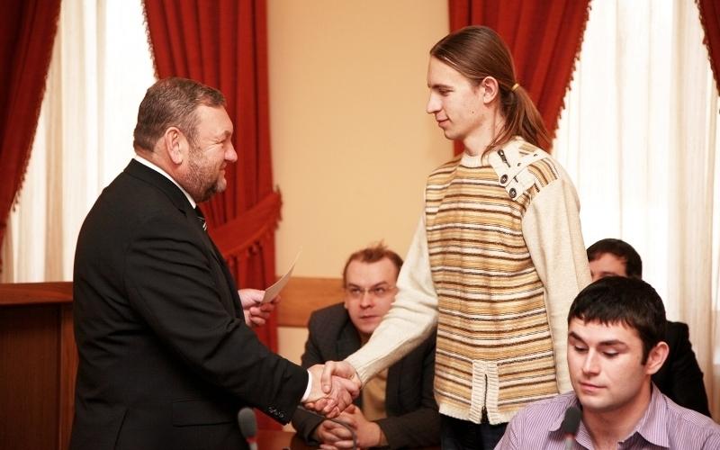 Элитные аспиранты ТУСУРа