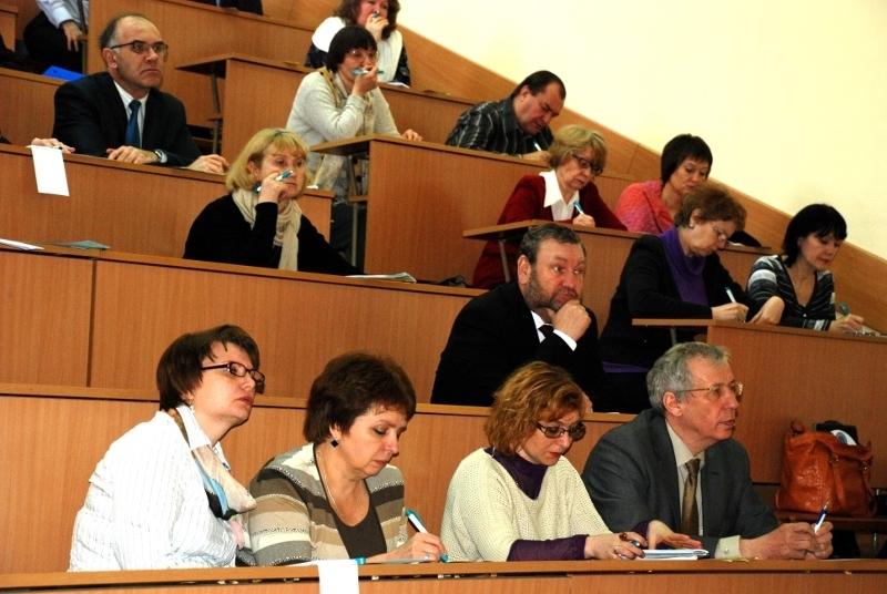 26апреля вТУСУРе состоялась первая научно-практическая конференция потеме «Региональное лидерство внауке иинновациях»