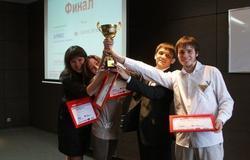 Студенты ЭФТУСУРа выиграли кубок порешению бизнес-кейсов Changellenge CupNovosibirsk 2012