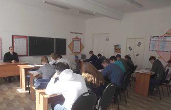 Институт инноватики ТУСУР проводит олимпиады дляшкольников вМариинской гимназии