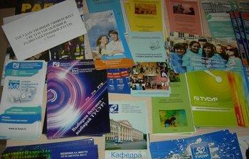 ТУСУР принял участие вярмарке учебных мест вКемеровской области