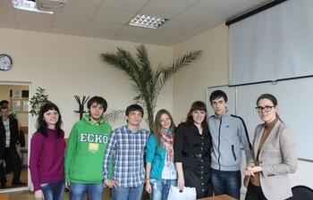 Команда экономического факультета ТУСУРа заняла первое место вобластной олимпиаде «Предпринимательство именеджмент»