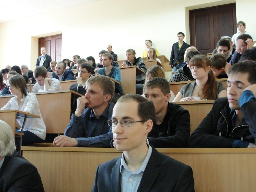 Проект Сетевой академии Cisco былпредставлен на«Научной сессии ТУСУР – 2012»