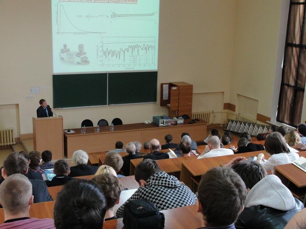 ВТУСУРе подвели итоги «Научной сессии – 2012»