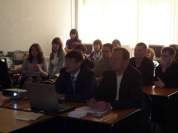 Лучшие докладчики конференции «Научная сессия ТУСУР — 2012» были награждены премией им.Е.С.Коваленко