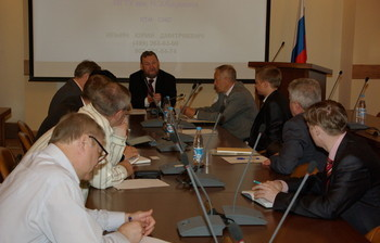 ВТУСУРе состоялось рабочее совещание попроблемам государственного оборонительного заказа
