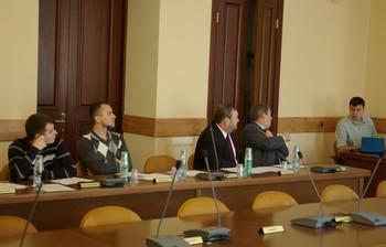 11мая состоялся внутривузовский туррассмотрения проектов, заявленных кучастию вконкурсе программы «У.М.Н.И.К.»
