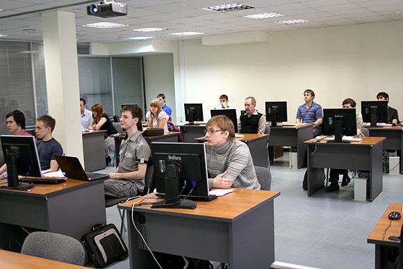 Сетевая академия Cisco ТУСУР провела день открытых дверей