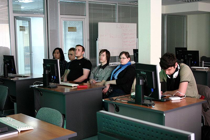 27апреля вЦентре международной ИТ-подготовки состоялась презентация нового продукта компании Microsoft – Visual Studio11