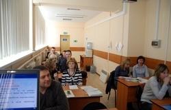 С24 по27 апреля вИнституте системной интеграции ибезопасности состоялись семинары позащите персональных данных ворганизации