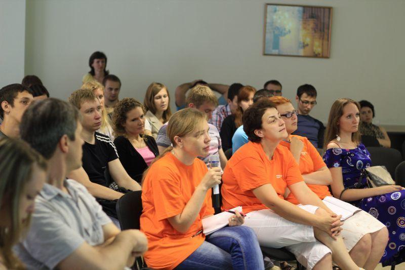 Встуденческом бизнес-инкубаторе «Дружба» прошёл семинар «Who isMr. Аналитик?»