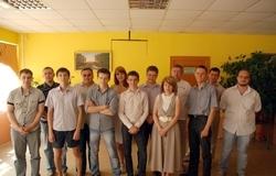 ВИнституте системной интеграции ибезопасности ТУСУР завершилось обучение специалистов Пенсионного фондаРФ